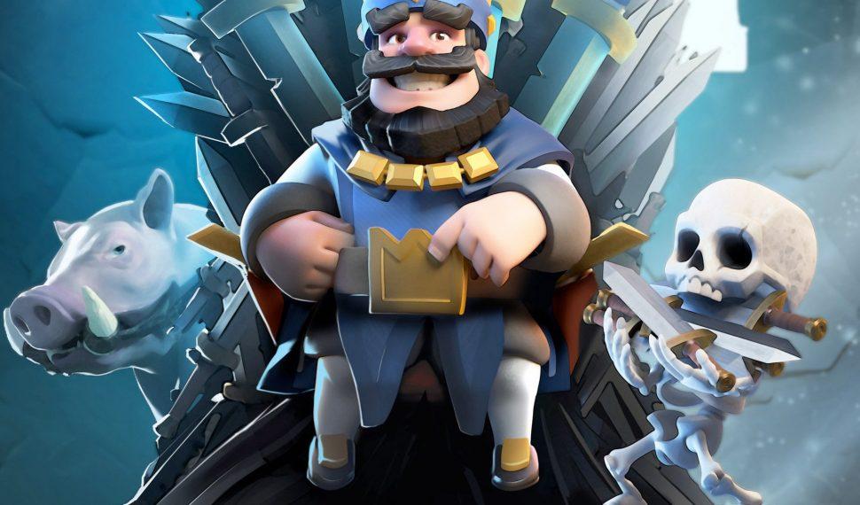 Clash Royale a rapporté plus de 2,5 milliards de dollars à Supercell