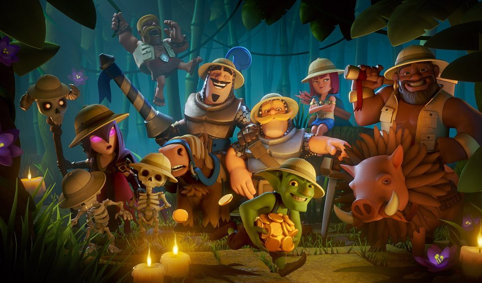 Comment contacter Clash Royale (Supercell)